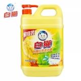 白猫 柠檬红茶洗洁精 2kg